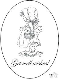 Get Well Soon Printable Cards Get Well Printable Coloring Pages