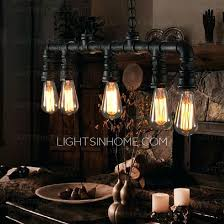 traditional pendant lights brisbane industrial water pipe shaped p
