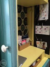 hidden office desk. Transform An Old Media Cabinet Into A Hidden Desk And Command Center Office I