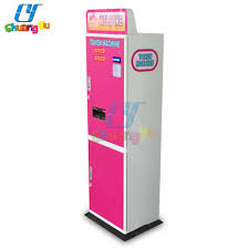 Currency Exchange Vending Machine Mesmerizing China Hot Sale Currency Exchange Token Coin Change Vending Machine