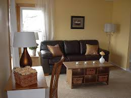 Paint Colors For A Living Room Cute Living Room Paint Ideas With Brown Furniture Greenvirals Style