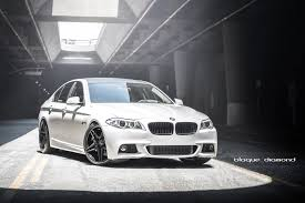 bmw 2015 5 series white. 2013 bmw 5 series white bd 8 20 inch staggered two tone matte black bmw 2015