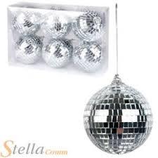 Mini Disco Ball Decorations Set Of 100 Mini Disco Balls 100cm Diameter 100s Wedding Fancy Dress 71