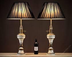 vintage bronze table lamps vintage style lamps buffet table lamps italian table lamps