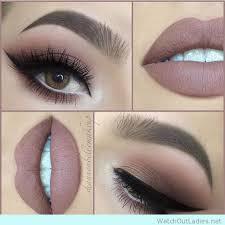 description 90 s inspired eye makeup for brown e
