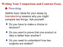 guidelines in making thesis chapter attached below is my resume comparison contrast order essay ddns net a comparison contrast essay outline worksheet for english language learners