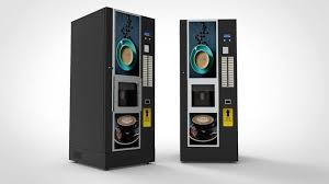 Corona Vending Machine Adorable Apparatus Coffee Vending Machine 48D CGTrader