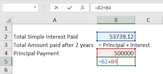 Simple Interest Formula Guide To Calculate Simple Interest