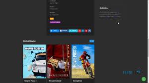 Wordpress Movie Theme Sequex Wordpress Movie Database Theme Free Template