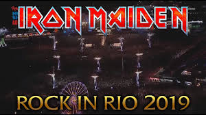 <b>Iron Maiden</b> - ROCK IN RIO 2019 (FULL SHOW HD) - YouTube