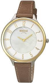 Женские <b>часы Boccia</b> Titanium <b>3240-02</b>