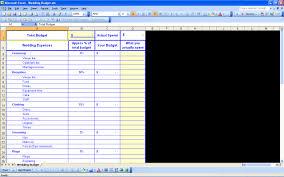 15 useful wedding spreadsheets excel spreadsheet Expenses For Wedding Plan Expenses For Wedding Plan #38 expenses for wedding plan