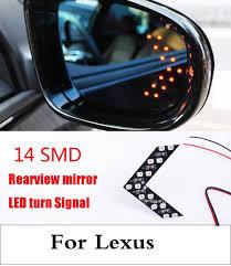 Lexus Signal Light Us 4 99 2017 14smd Led Arrow Panels Car Side Mirror Turn Signal Light For Lexus Ct Es Gs Gs F Gx Hs Is Is F Lfa Ls Lx Nx Rc Rc F Rx Sc In Car Light