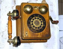 Resultado de imagen para imagen de un telefono antiguo