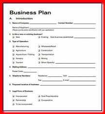 Downloadable Business Plan Template Existing Business Plan Template Microsoft Word Business Plan