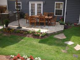 flagstone patio with grass. Flagstone-index-2 Flagstone Patio With Grass