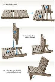 Grey Wood Lazy Chair Pallet Patio Furniture Awesome Outdoor DIY Pallet  Patio Furniture Ideas Interior Design, Furniture, Home Accessories, Outdoor  homemade ...