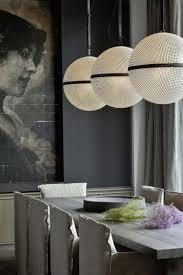 Anthrazit Farbe Wandgestaltung Esszimmer Moderner