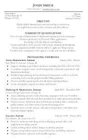 Administrative Sample Resume Receptionist Resume Example Sample