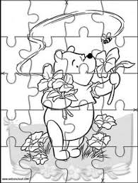 Small Picture Printable jigsaw puzzles to cut out for kids Smurfs 14 Coloring