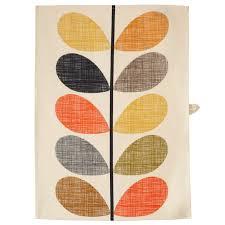 living room orla kiely multi: multi stem tea towel xh mst multijpg
