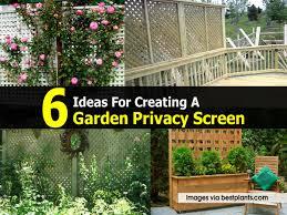 garden screen. Garden Screen
