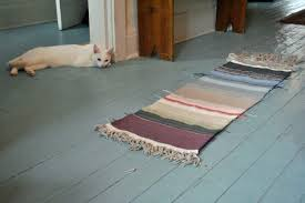 painted wood floors will liven up your home how to diy