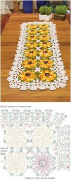 Crochet Table Runner Patterns Easy New Decoration