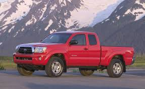 2008 Toyota Tacoma | Review | Reviews | Car and Driver