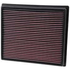 K&N 33-5017 Tundra/Tacoma Air Filter Replacement 4.6L/5.7L Toyota ...