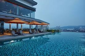 Infinity pool day view Picture of Sunway Velocity Hotel Kuala