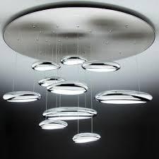 Scegli l'illuminazione home collection flos perfetta per te: Lampadari Moderni A Led Di Design Per Il Tuo Soggiorno