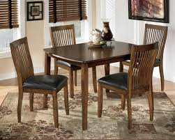 Ashley Furniture Kitchen Chairs Ashley Signature Design Stuman 5 Piece Rectangular Dining Room