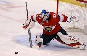 Florida Panthers Demote Sam Montembeault Pro Hockey Rumors