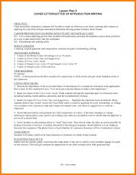 Introduction Letter For Resume Free Resume Example And Writing