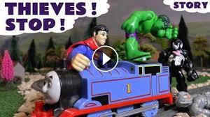 thomas helps batman and superman vs venom hulk and iron man vs ultron dc ooshie theft batman superman iron man