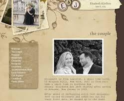 Doo Dah Our Wedding Website