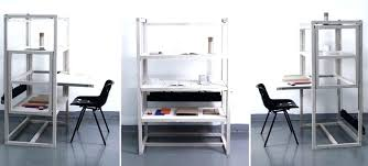 desk and shelving unit desk space so why not make something that provides more than one desk and shelving