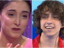 Sangiovanni canta l'amore per Giulia Stabile e la tenerezza del loro primo  bacio: Non amo che te