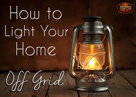 lighting without electricity. how to light your home off grid lighting without electricity