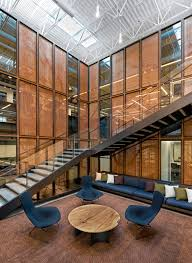 uber office design studio. Office Stairs From Uber Advanced Technologies Group Offices - Pittsburgh Design Studio