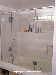 ultimate glass mirror inc specializing in custom glass work and bath enclosures since 1981