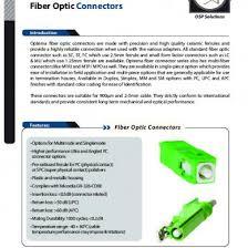 Fiber Optic Connectors Chart Pdf Fiber Optic Color Chart 6klzk8vx5elg