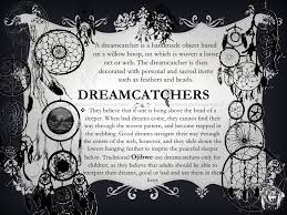 Dream Catchers Facts