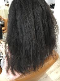 髪の毛が硬い量が多いくせ毛の縮毛矯正 Chez Moi Chez Moi