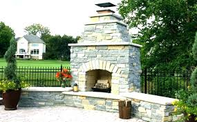 outdoor fireplace kit kits charming image of best gas fire brick