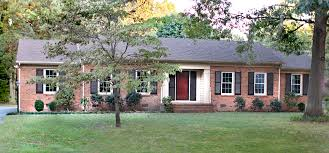 Ranch House Curb Appeal Best Plantings For Brick Ranch House Google Search Houses