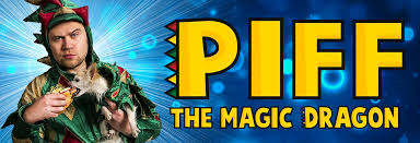 Piff The Magic Dragon Seating Chart Piff The Magic Dragon Orpheum Theatre