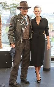 it s indiana depp johnny depp bore more than a passing resemblance to indiana jones as