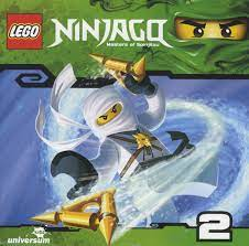 Lego Ninjago: Meister des Spinjitzu (CD 2): Amazon.de: Musik